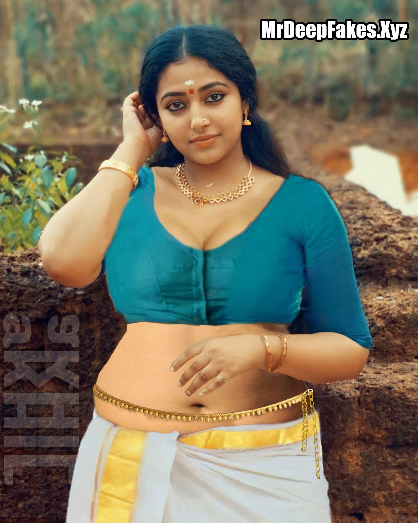 Anu Sithara Nude Hot Sexy In Mamangam Movie Xxx Fakes