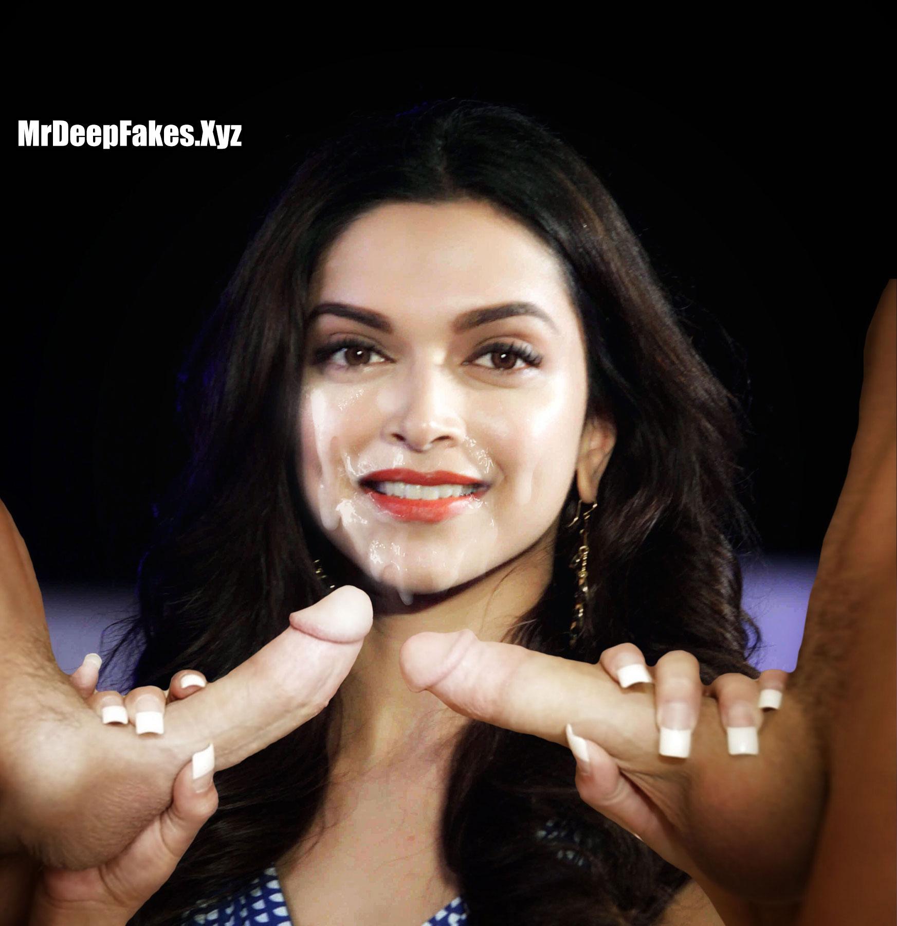 Deepika Padukone Facial Cumshot Handjob Fakes