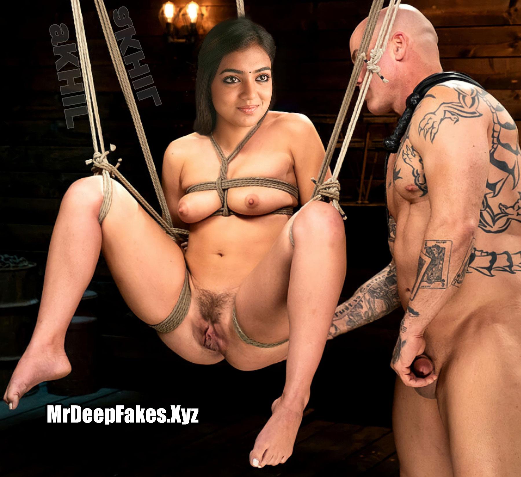 Nazriya Nazim Nude Hardcore Bondage Sex Xxx Fakes
