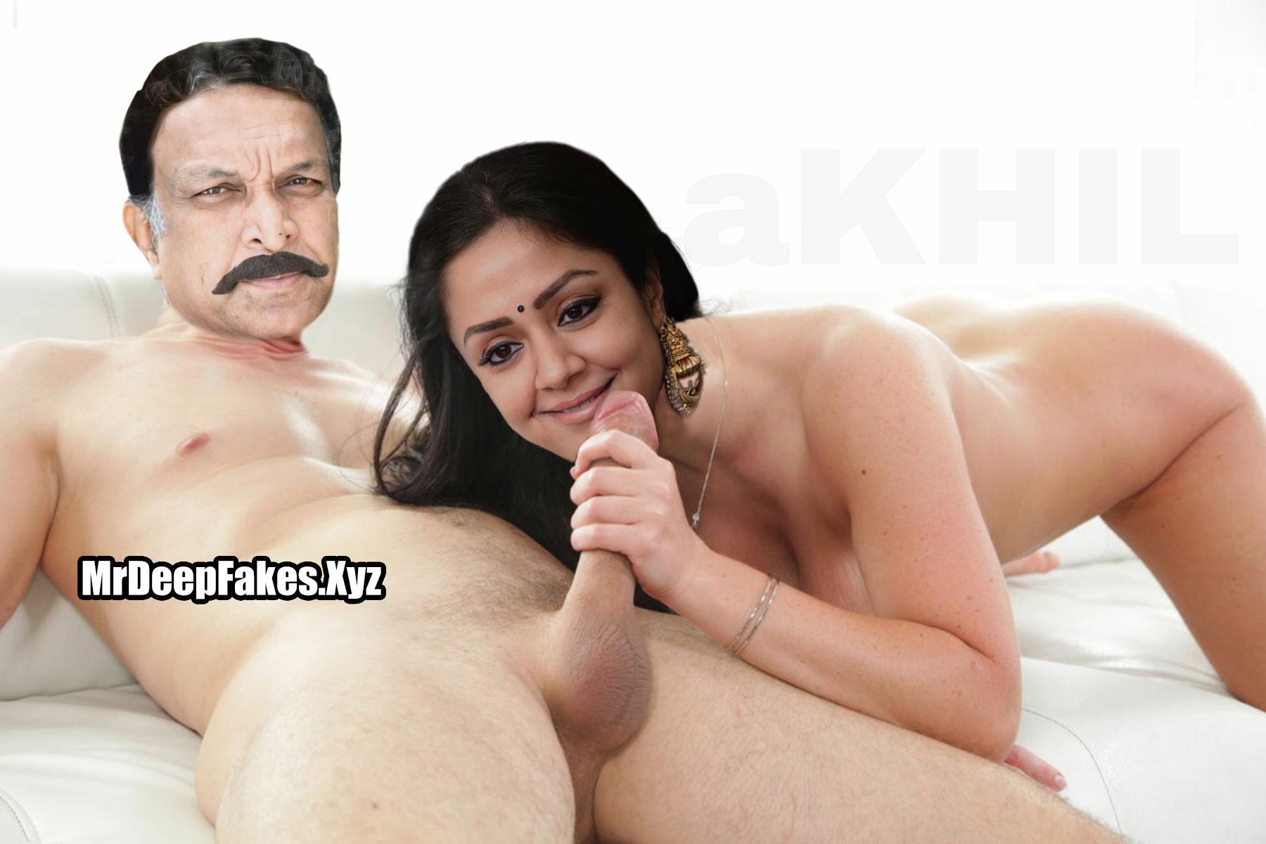 Old Actress Jyothika Nude Blowjob Sex Xxx Fakes