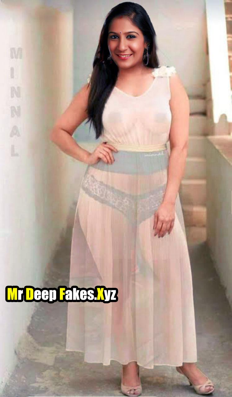 Singer Shweta Mohan x ray nipple nude sexy panties