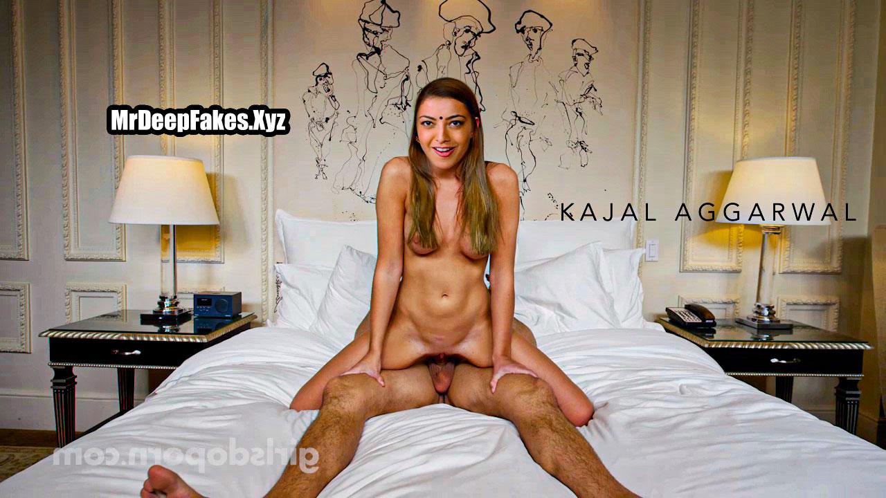 Skinny Kajal Aggarwal NUde bedroom Fucking photoshoot image