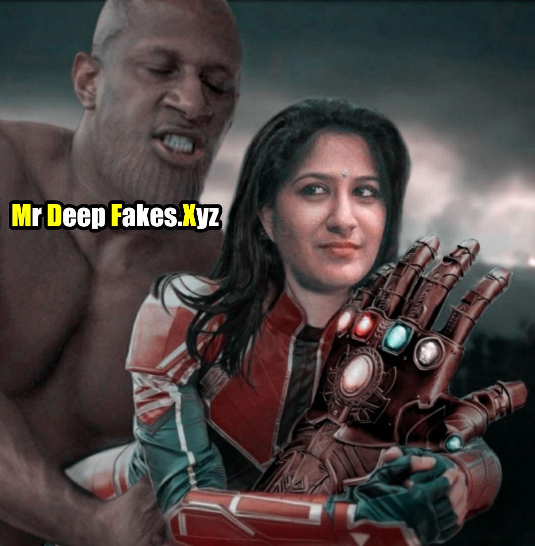 Thanos fucking Shweta Mohan singer ass sex photo