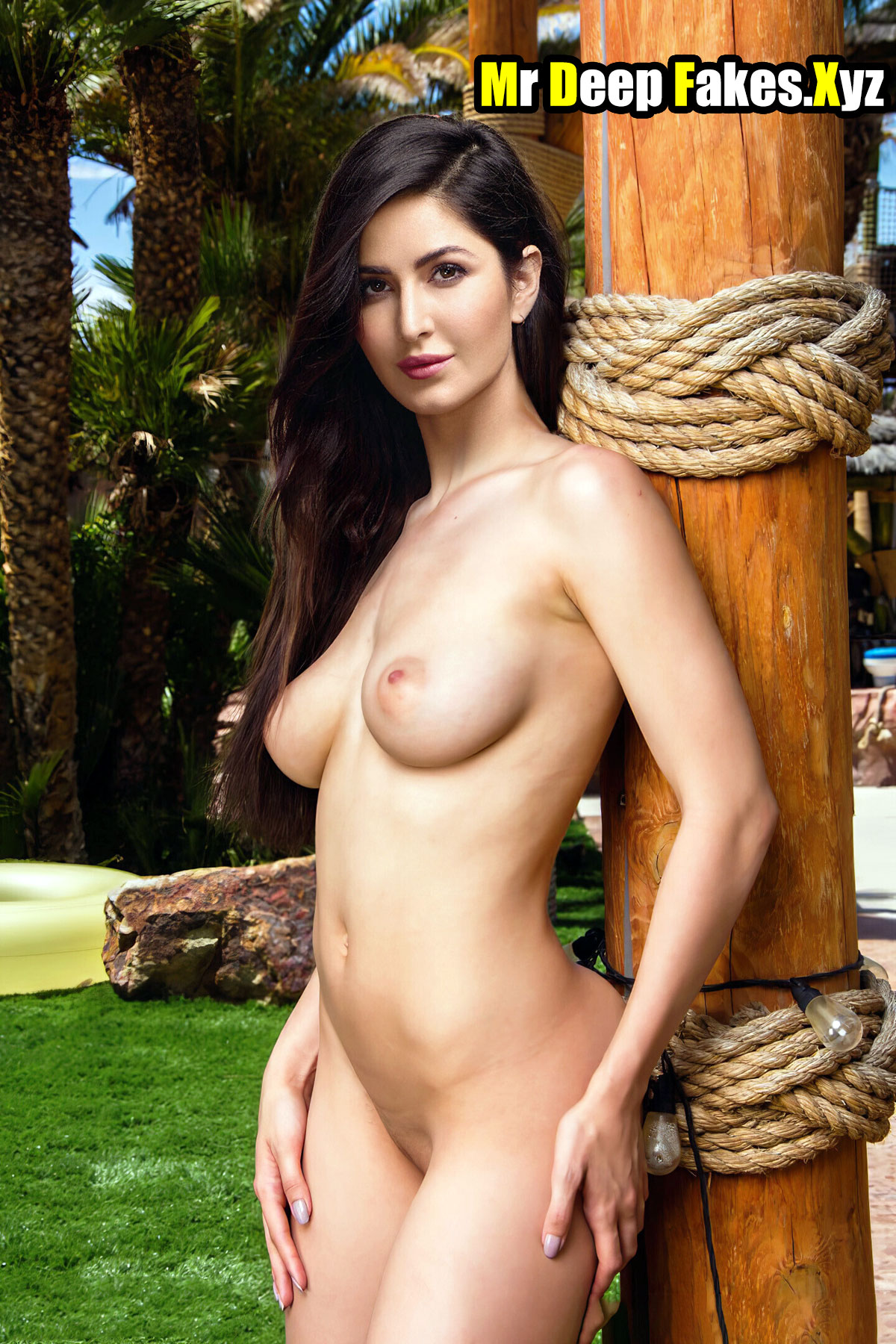 Full Nude Katrina Kaif free outdoor photoshoot without dress