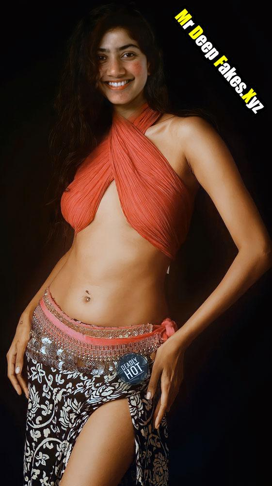 Sai pallavi New Photoshoot navel pierced leaked tweet
