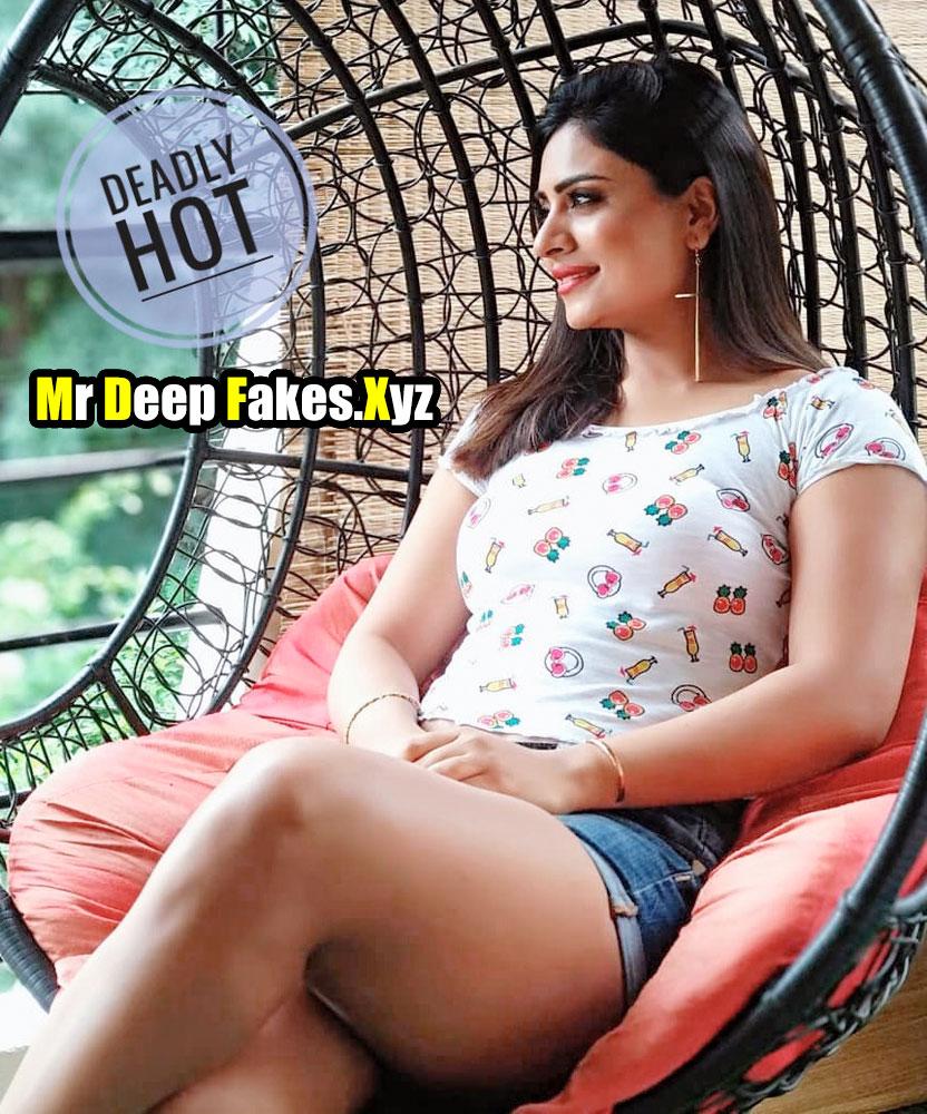 Tv Actress Deepika Das sexy naked leg hot thigh xxx image